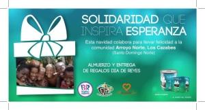 Solidaridad que inspira esperanza