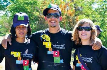 Voluntariado Plan y Sirve Quisqueya