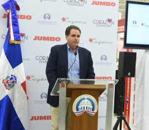 Foto 2 - El presidente-ejecutivo CCN, José González Cuadra.