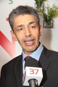 Foto 3 - El gerente general de Helados Bon, Luis F. Enciso.
