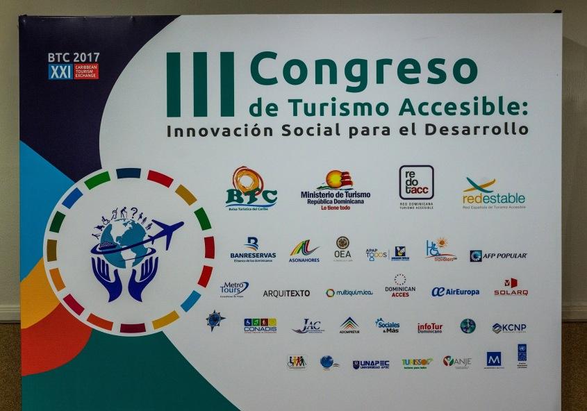 Logo III Congreso de Turismo Accesible