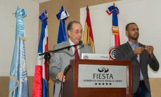 Luis Felipe Aquino, Presidente de la Red Dominicana de Turismo Accesible (REDOTACC)