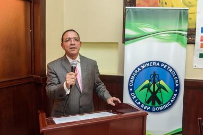 Foto 2 - José Sena, presidente de la Cámara Minera Petrolera