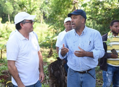 Luis Martin y Onofre Rojas