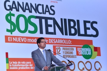 Foto 2 - Rafael Ernesto Izquierdo, presidente de Ecored.