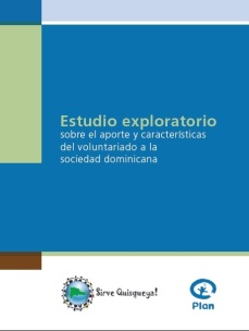 Estudio exploratorio Voluntariado