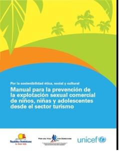 Manual para la prevención de la explotación sexual y comercial