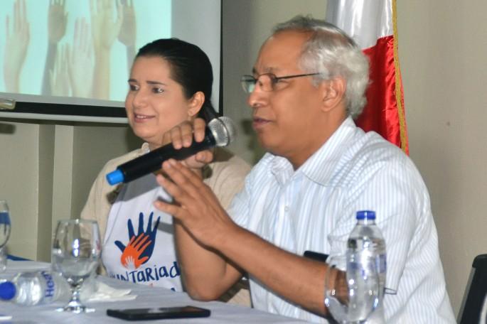 Rector de la UAPA, Ángel Hernández
