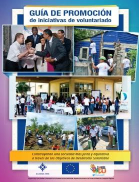 guía promoción de iniciativas de voluntariado ODS