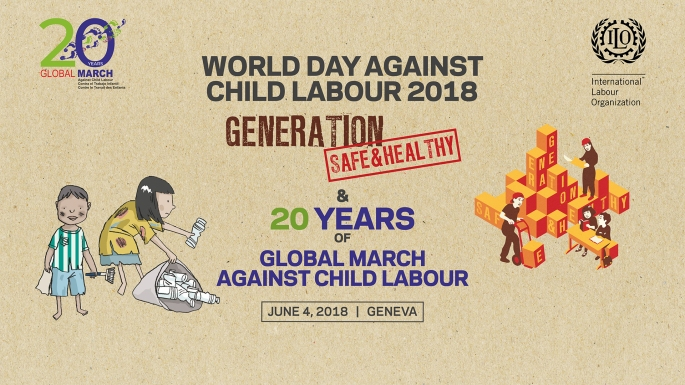 día contra trabajo infantil