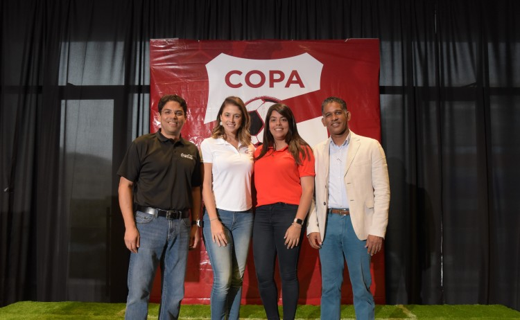 Juan Amell, Laura Peiter, Karla Munoz, José Manuel Vargas