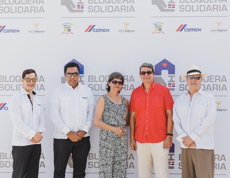 Vinicio Subero, Miguel Gomez, Blanca Iradia Velazco, Eduardo Galindez y Jos_ Alberto Garc_a.