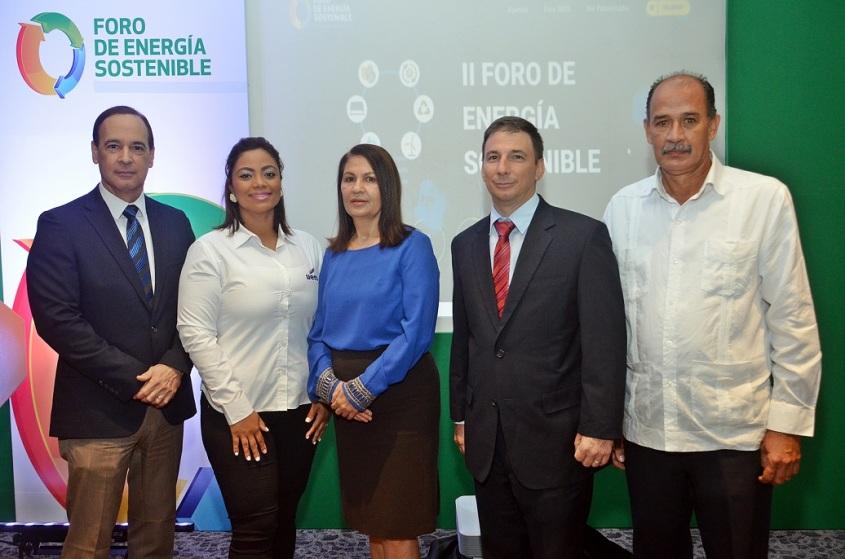 Arturo del Villar, Yameri Svelti, Zonia Tejada, Víctor Samuel Ocaña Guevara y Félix Santos.