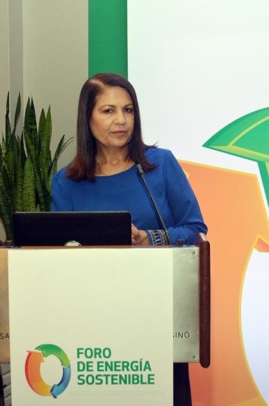 Zonia Tejada, Directora Ejecutiva del Foro (2)