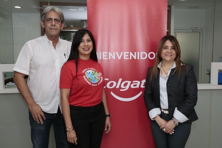 Paul Martinez, Ingrid García, Laura Reyes